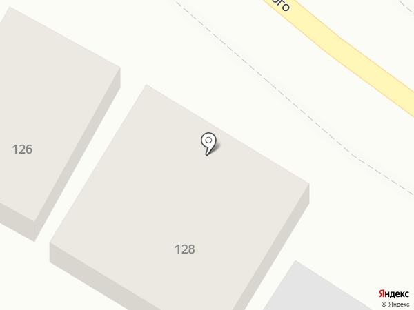 Адвокатский кабинет Линнас С.Х. на карте Геленджика
