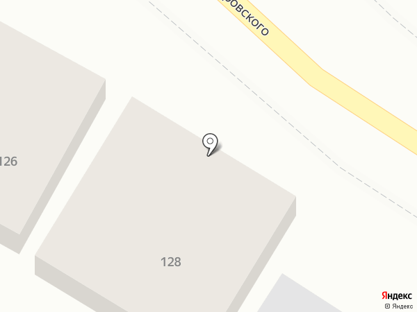 Avto-Style на карте Геленджика