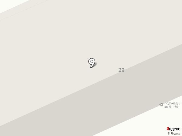 Магазин бытовой химии и хозяйственных товаров на ул. Островского на карте Дубовки