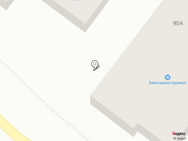 Электроинструмент на карте Геленджика