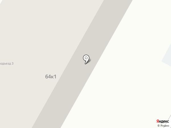 Кокос на карте Жуковского