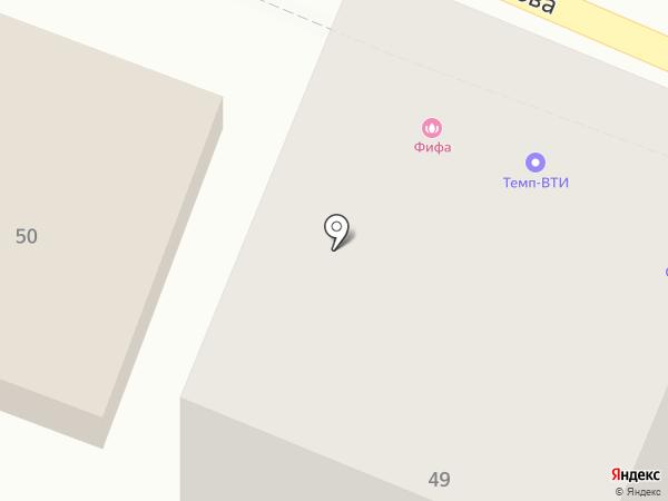 Chelly Dance на карте Геленджика