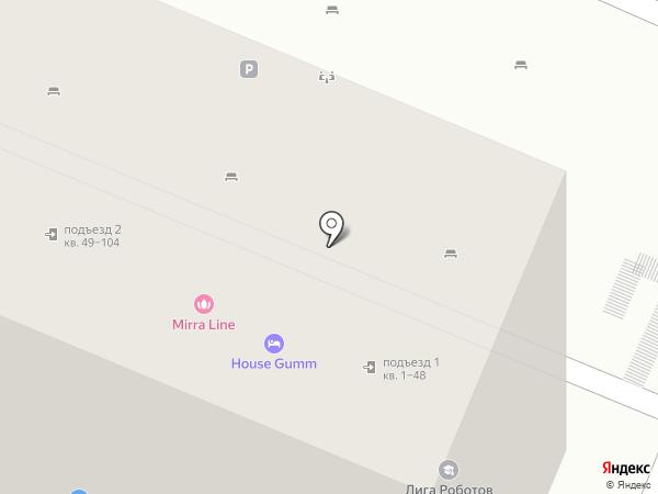 Сладкий рай на карте Геленджика