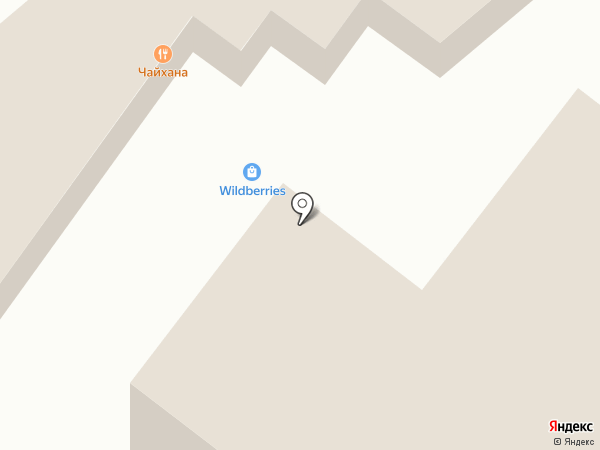 Кафе на карте Ильинского