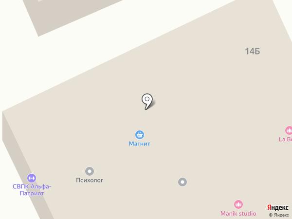 Элекснет на карте Жуковского