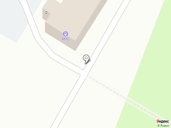 МТС на карте Жуковского
