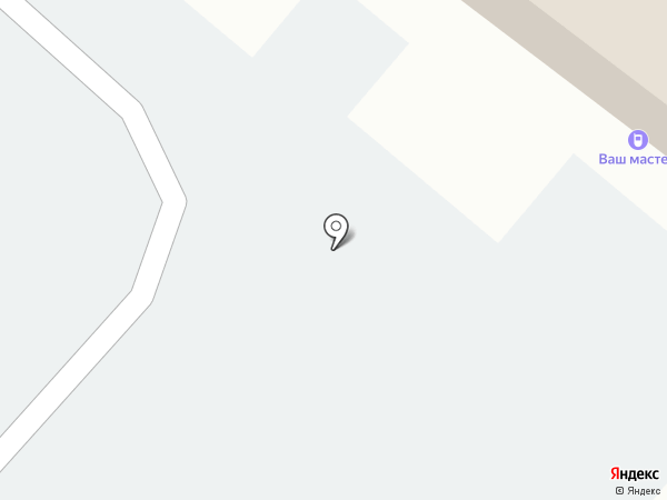 Верный на карте Ильинского