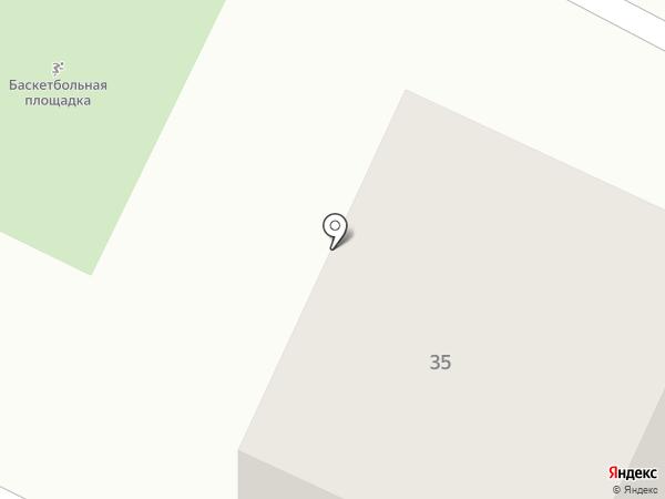 Альмед на карте Геленджика