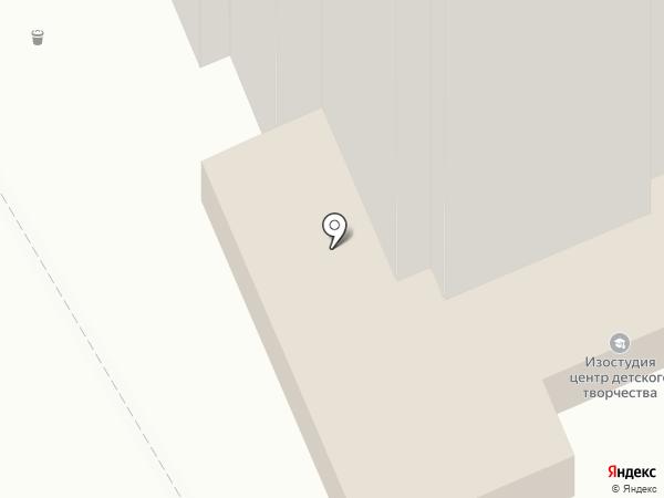 Жуковский на карте Жуковского