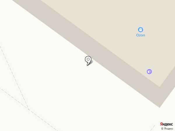 Пятерочка на карте Ильинского
