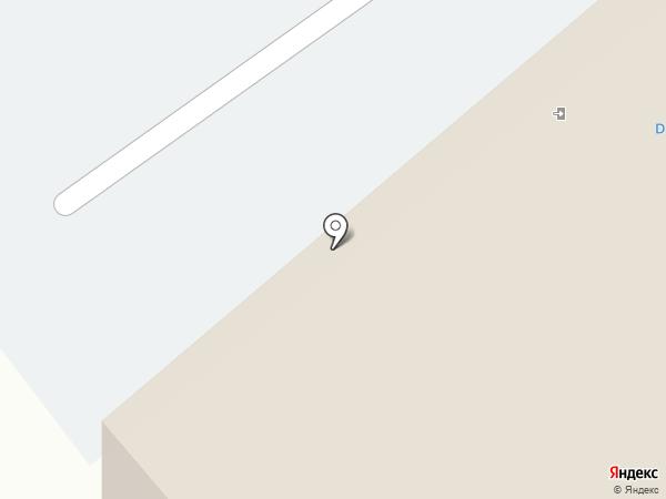 Контур-сервис на карте Анискино