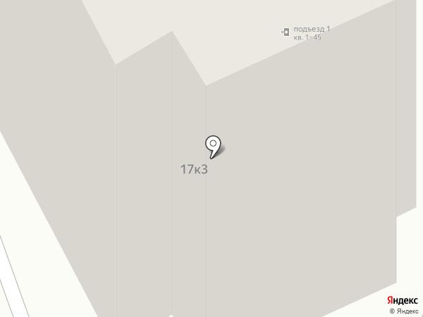 Стрекоза М на карте Жуковского