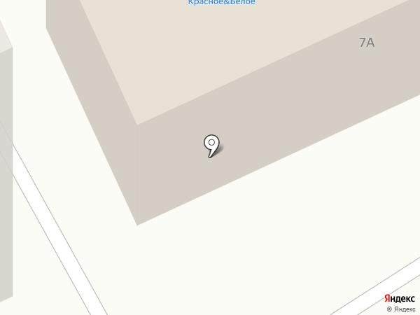 Сапожок на карте Жуковского