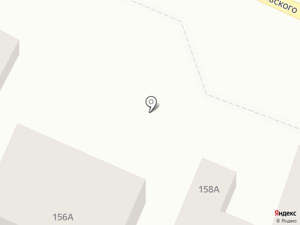Промтовары на карте Геленджика