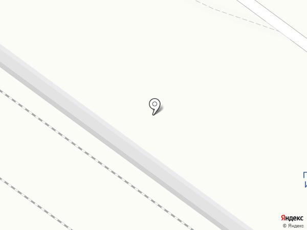 Южная пекарня на карте Ильинского
