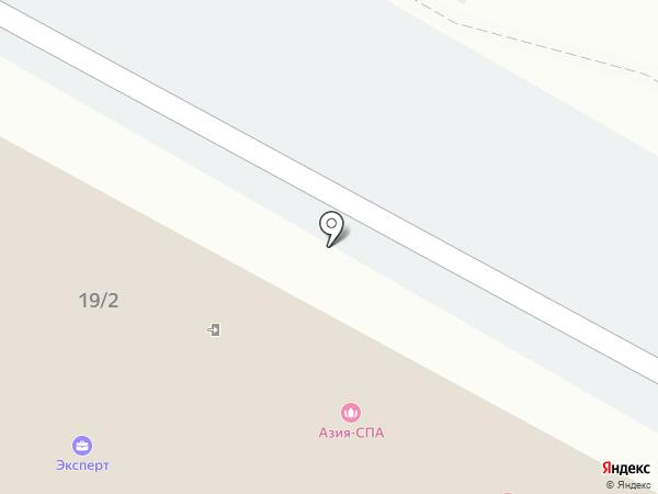 Продуктовый магазин на карте Жуковского