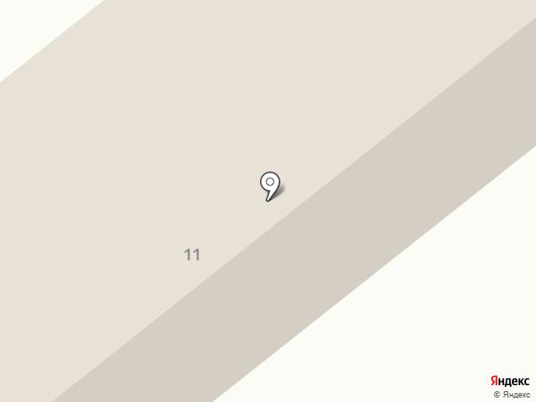 Купавна на карте Железнодорожного