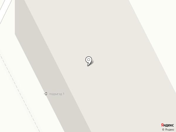 Домовенок на карте Жуковского