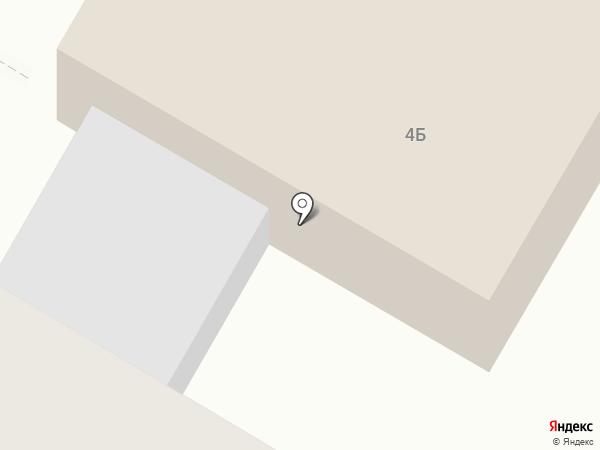 Старый дворик на карте Жуковского