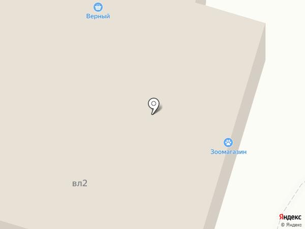 Дикси на карте Биокомбината