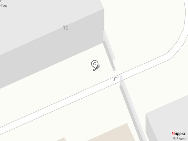 Парус на карте Жуковского