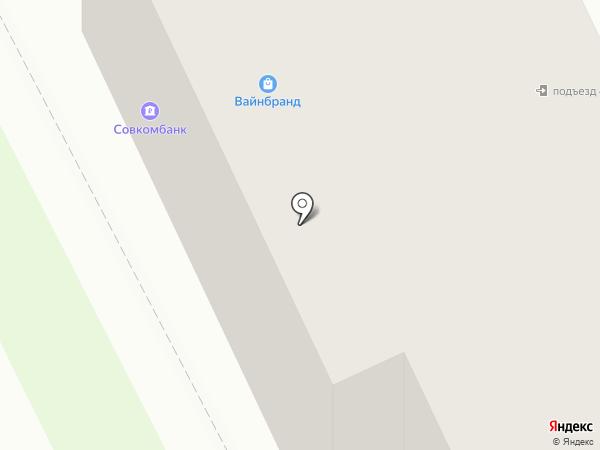 Совкомбанк, ПАО на карте Жуковского