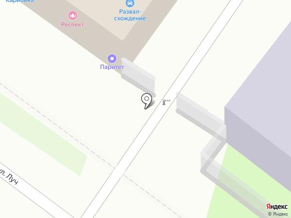Респект на карте Жуковского