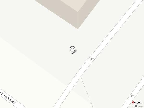 Жуковский деревообрабатывающий завод, ЗАО на карте Жуковского