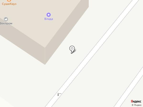 Монтаж-Вент-Строй на карте Жуковского