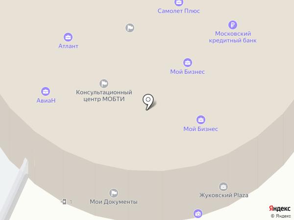 Избушка Сказок на карте Жуковского
