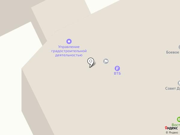 Отдел здравоохранения на карте Жуковского
