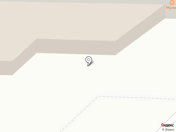 MOULIN на карте Аничкова