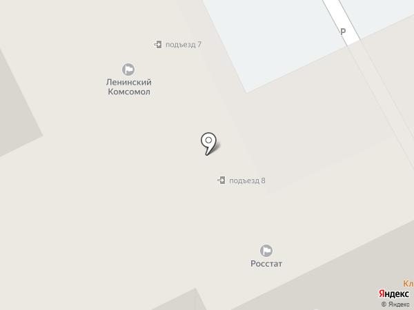 Молодежный Совет при Главе городского округа Жуковский на карте Жуковского
