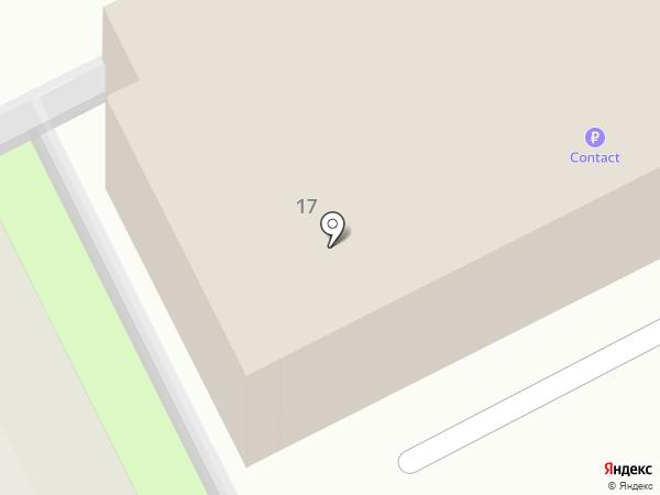 Национальный центр доставки на карте Жуковского
