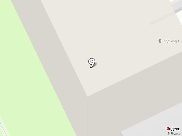 Лечу на карте Жуковского