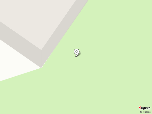 Общежитие на карте Ильинского