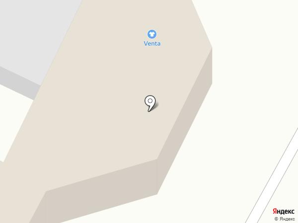 Столплит на карте Красноармейска