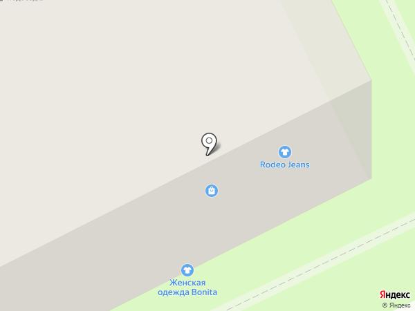 Вест на карте Жуковского