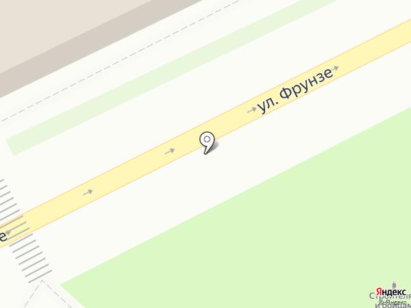 Жуковская городская похоронная служба на карте Жуковского