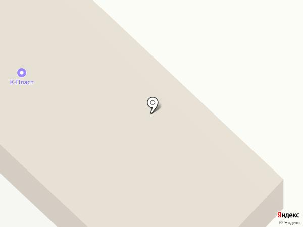 Беркат на карте Дубовки