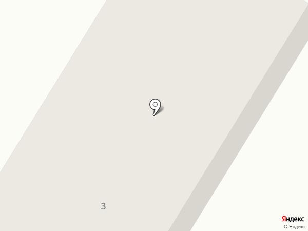 Магазин продуктов на Луговой на карте Дубовки