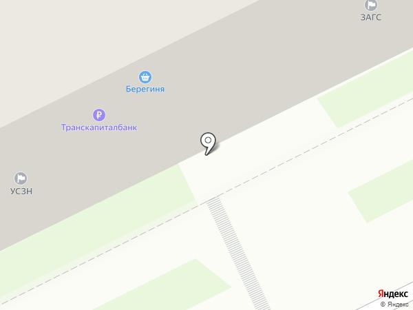 ЗАГС г. Жуковский на карте Жуковского