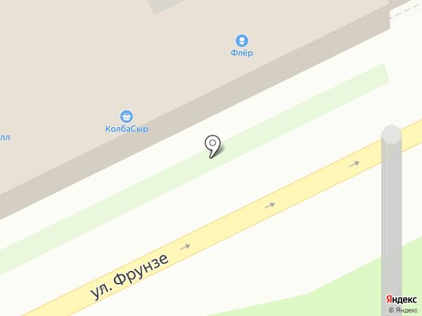 Мир меда на карте Жуковского