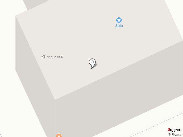 La presenti на карте Жуковского
