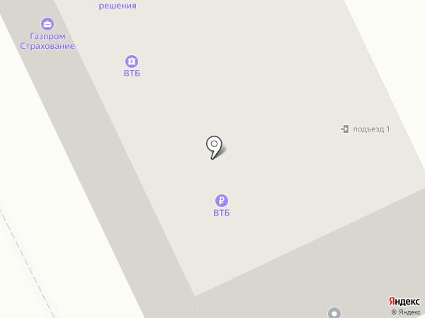 Банк ВТБ 24 на карте Жуковского