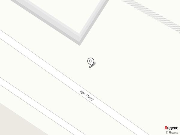 Енакиевские курча на карте Харцызска