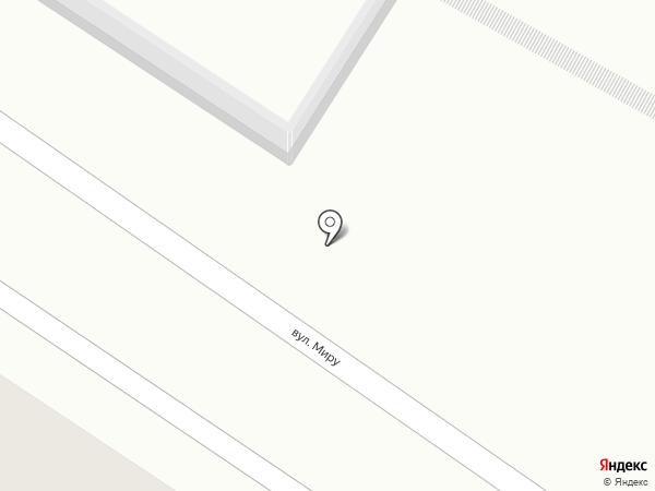 Каблучок, мастерская по ремонту обуви на карте Харцызска