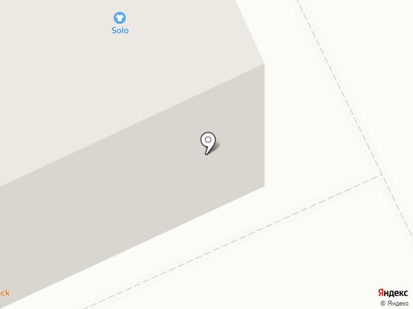 Solo на карте Жуковского