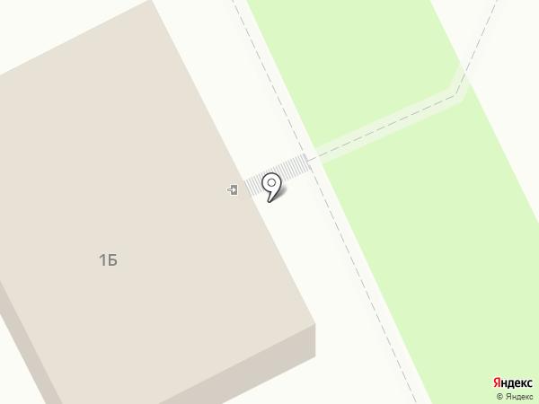 Ателье на карте Красноармейска