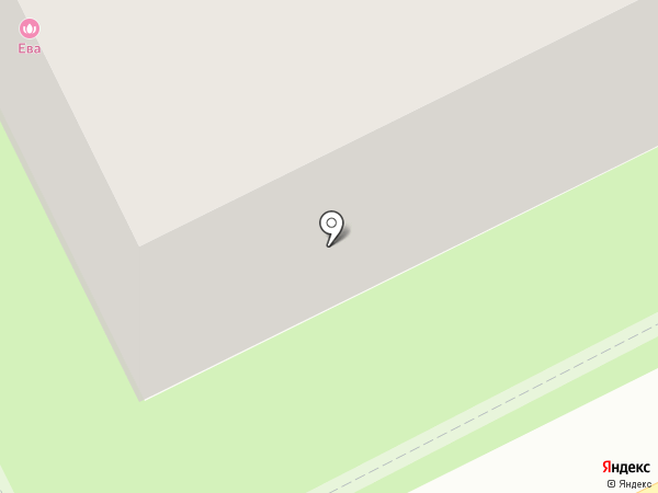 Избёнка на карте Жуковского